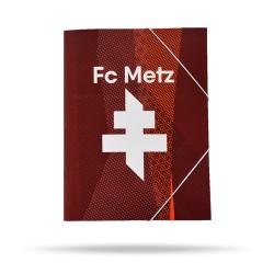Chemise A4 Fc Metz - Vue de face