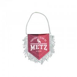 Mini Fanion Bicolore FC Metz
