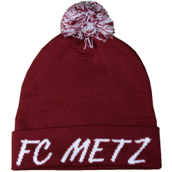 Bonnet Pompon FC Metz 19