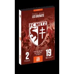Coffret Cadeau FC Metz 19/20